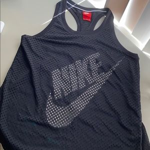 Nike mesh top. Never worn!